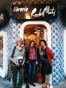 © Copyright Librería Rafael Alberti. Carmen Peire, Alena Collar e Inma Luna
